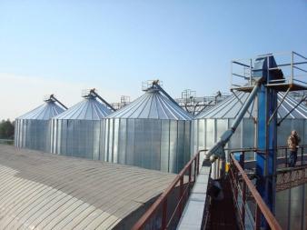 Пропонуємо послуги з облаштування зерносховищ