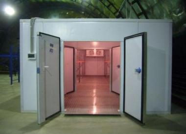 Пропонуємо будівництво холодильних камер в Україні