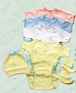 Дитячий одяг оптом. Великий вибір, відмінна якість