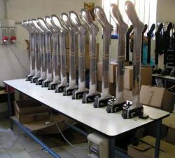 Продаются термо-стабилизационные автоматы для чулочно-носочных изделий