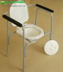Мы рекомендуем! Стул-туалет для инвалидов (стационарный)