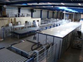 Продается центр распила и обработки ПВХ окон (гарантия на б/у)