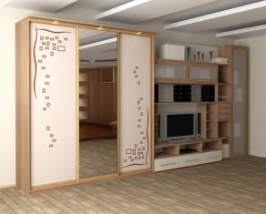 Дизайнерские шкафы-купе (Житомир) - гарантия 100% качества!