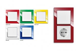 Пропонуємо розетки і вимикачі світла ABB і LEGRAND європейської якості!