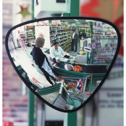 Сферические зеркала для магазинов. У нас покупать лучше!