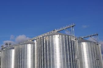 Зернохранилища в Украине - строительство «под ключ» здесь!