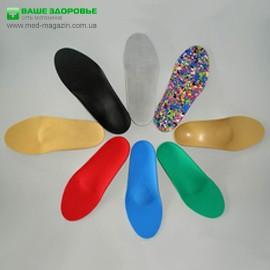 Индивидуальные ортопедические стельки, Киев, Украина