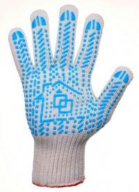 Пропонуємо купити рукавички з ПВХ крапкою. Доставка по всій Україні