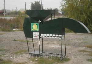 Зерноочисна машина ІСМ - гарантія 98% схожості зерна!