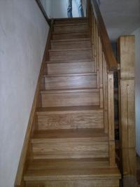 Дерев'яні сходи для будинку - неперевершений шарм і якість!