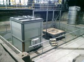 Бортек - производит электропечь колпаковую СГЗ предназначенную для светлого отжига штрипса в рулонах