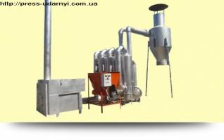 Продается сушилка для опилок САД - 0.6 - 1.2, доступная цена от производителя