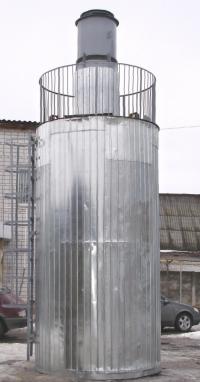 Продается установка обезжелезивания и дегазации питьевой воды. Гарантия