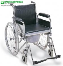 Рекомендуємо! Інвалідні коляски з туалетом в Україні - зручно та практично!