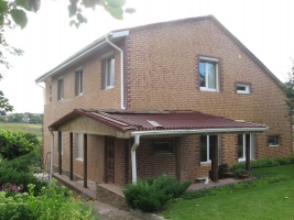 Фасадні панелі - дуже вигідна інвестиція у Ваш дім!