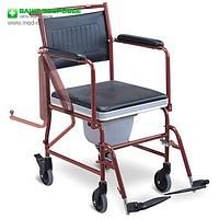 Тут купити стілець-туалет із судном на колесах вигідно!