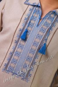 Продается вышиванка мужская, новая коллекция