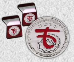 Сувенирные медали. Большой ассортимент наградной продукции