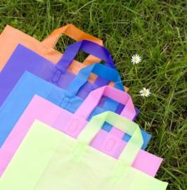 Полиэтиленовые пакеты с логотипом под заказ