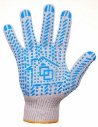 Потрібні рукавички з ПВХ крапкою? У нас - найкращі ціни
