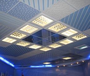 Продаем светильники растровые во Львове, доставка по Украине, гарантия качества!