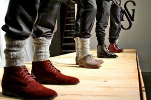 Панчішно-шкарпеткові автомати для бавовняних та вовняних шкарпеток (б/в, нові)