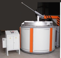 Производим электропечи для обработки металла, пр-во Бортек, г.Борисполь, Украина