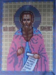 Пропонуємо купити схему вишивки бісером ікони, Україна, Київ