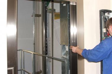 Ремонт и обслуживание лифтов в Харькове. Кликайте!