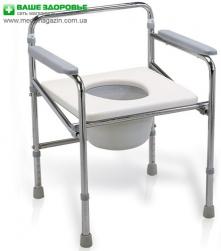 Продаються крісла-туалети для інвалідів - ціни конкурентні на ринку України!