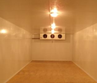 Промышленные холодильные камеры - доставка по Украине