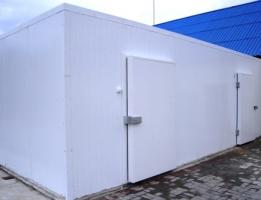 Пропонуємо купити промислові холодильні камери - якість та ціна на висоті!
