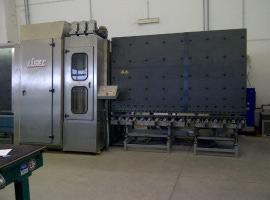 Склопакетна лінія Lisec 1600 X 2500