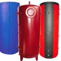 Широкий модельний ряд баків акумуляторів від виробника в Україні