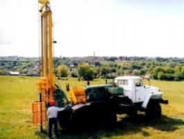Пропонуємо послуги інженерно-геологічних вишукувань