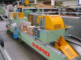 Двухголовочная пила Rapid DGL200Е с Е4000