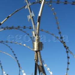 Продаем спиральный барьер безопасности (СББ) Егоза