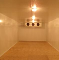 Монтаж холодильних камер для м'яса - швидко та якісно!