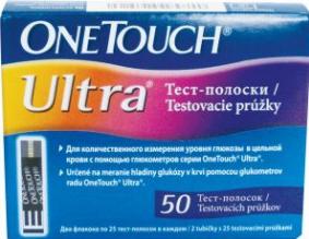 "Вигідна акція на тест-смужки ""One Touch"""