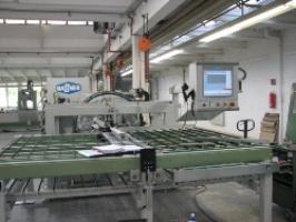 Автоматизований центр обробки профілю Haffner-SBA 7