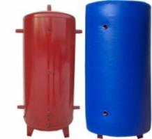 Якісні системи теплопостачання - теплові акумулятори від виробника!