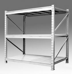 Металеві торгові стелажі: виготовлення виробів за кресленнями