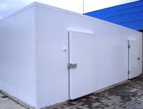 Установка промышленных холодильных камер, Киев, Украина