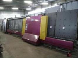 Б/у и новое оборудование для производства стеклопакетов (Lisec, Reinhard, Lenhardt)