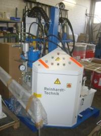 Reinhardt-Technik Ecostar- 250 миксер (экструдер) для вторичной герметизации стеклопакетов