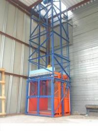 Монтаж шахтних підйомників. Послуги від професіоналів