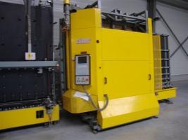 Склопакетна лінія Lisec 2000х3500 з газовим пресом