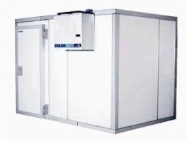 Пропонуємо замовити збірно-щитову холодильну камеру