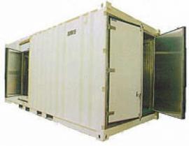 Промышленное холодильное оборудование, Украина: камера шоковой заморозки