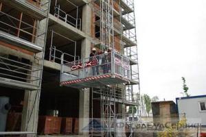 Виготовлення будівельних вантажних підйомників будь-яких розмірів